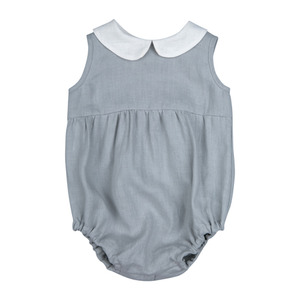 Love Romper - Grey  ★ONLY 18M★