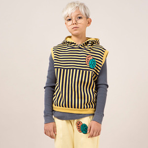 Happy Sad Sleeveless Sweatshirt ★ONLY 6-7Y★