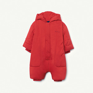 Bumblebee Babies Jacket  - Red Apple ★ONLY 12-18M★