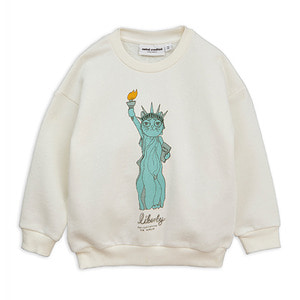Liberty Sp Sweatshirt - White ★ONLY 8Y★