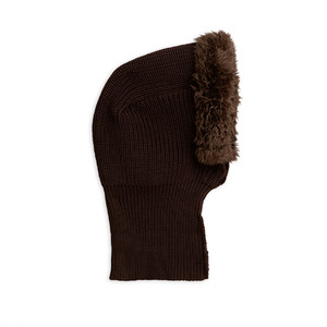 Pile Balaclava - Brown ★LAST ONE★