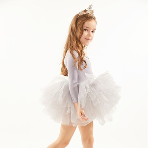 Neghan Tutu - Purple/Gray