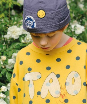 Starfish Kids Hat - Navy Blue