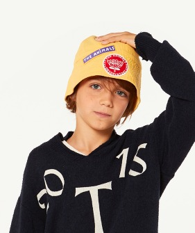Starfish Kids Hat - Yellow