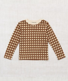 Lattice Long Sleeve Tee - Lattice ★ONLY 18-24M★