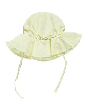 Sunshine Hat - Light Yellow