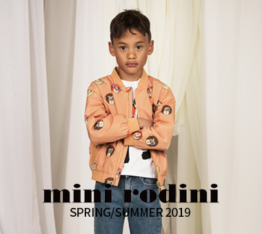 Mini Rodini SS19 Look Book