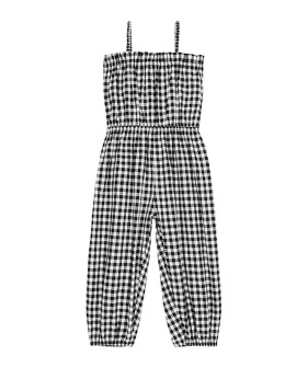 Dawn Romper - Gingham  ★ONLY 2Y★