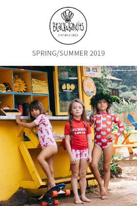 Beach and Bendits SS19 Look Book