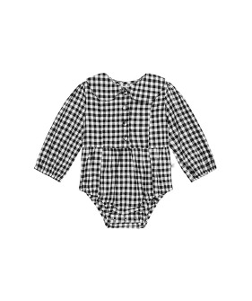 Evie Playsuit - Gingham