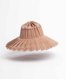Capri Hat - Flores Bungalow (Mom)