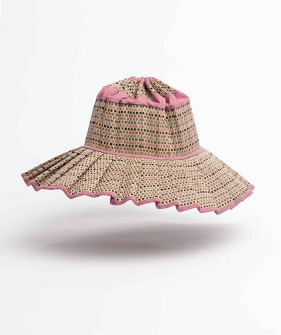 Capri Hat - Rose Bay (Kid)