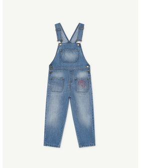 Mule Kids Jumpsuit - 1024_167_NI