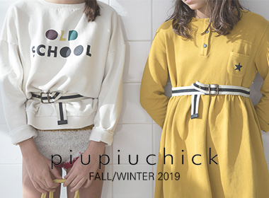piupiuchick FW19 Look Book