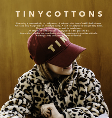 Tiny Cottons FW19 Look Book