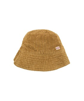 Cord Bucket Hat - Mustard  ★ONLY L(56/58)★
