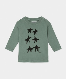 Stars Long Sleeve T-shirt #131
