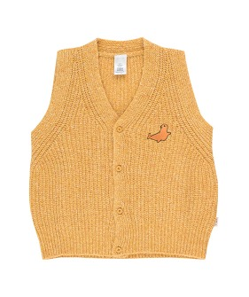 Little Seal Vest - Yellow