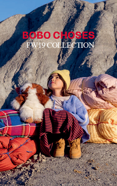 Bobo Choses FW19 Look Book
