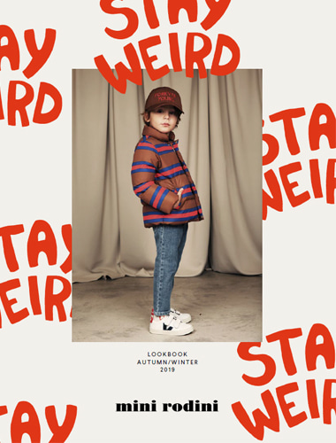 Mini Rodini FW19 Look Book