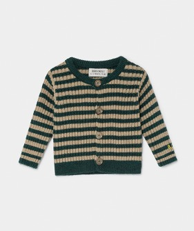 Striped Knit Cardigan #262 ★ONLY 12-18M★
