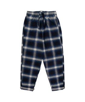 Koe Checked Pants  - Fantasy Check