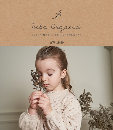 Bebe Organic FW19 Look Book
