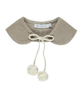 Faya Collar - Simple Taupe