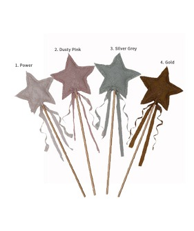 Carolina Star Wand - 4 Colors