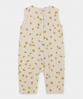 All Over Daisy Woven Overall (Baby) #00041