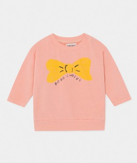 Bow Sweatshirt  (Baby) #00075