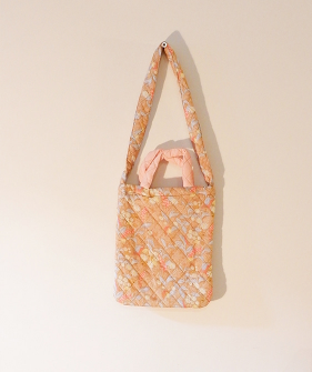 Padded Bag - Orchre