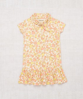 Scout Dress - Sunflower Orchard Print ★ONLY 3-4Y★