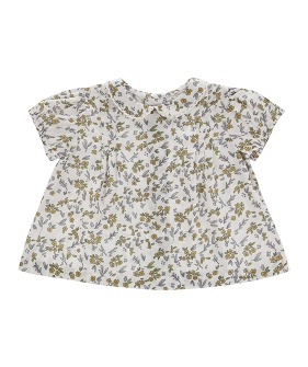 Mabel Blouse Yellow meadow Floral ★ONLY 5-6Y★