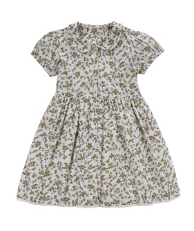 Audrey Dress - Yellow Meadow Floral ★ONLY 4-5Y★