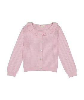 Sara Cardigan - Pale Rose ★ONLY 6Y★