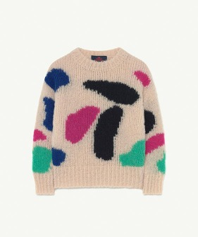 Arty Bull Kids Sweater - 001395_060_XX