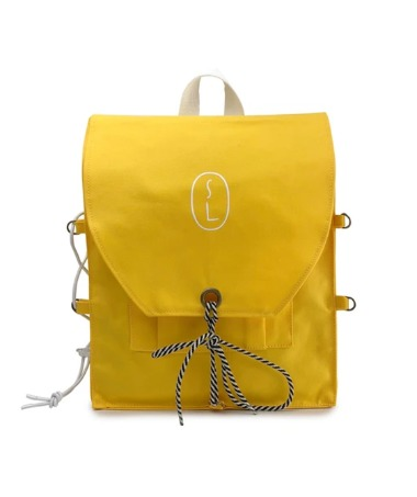 Traveller Backpack- Dandilion Yellow
