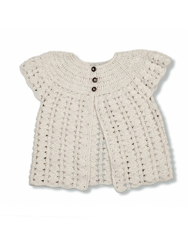 Bella Cardigan - Cream White