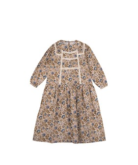 Luisa Dress - Vintage Flower
