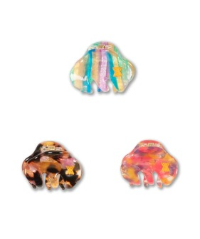 Hair Clam Small - 3 Types