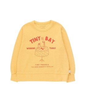 Wishing Table Sweatshirt - Yellow/Red