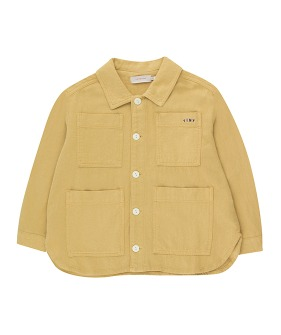 Solid Jacket - Sand