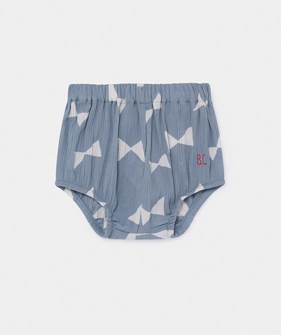 All Over Bow Bloomer  (Baby) #00048