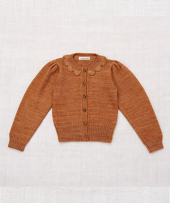 Ellie Cardigan - Rose Gold