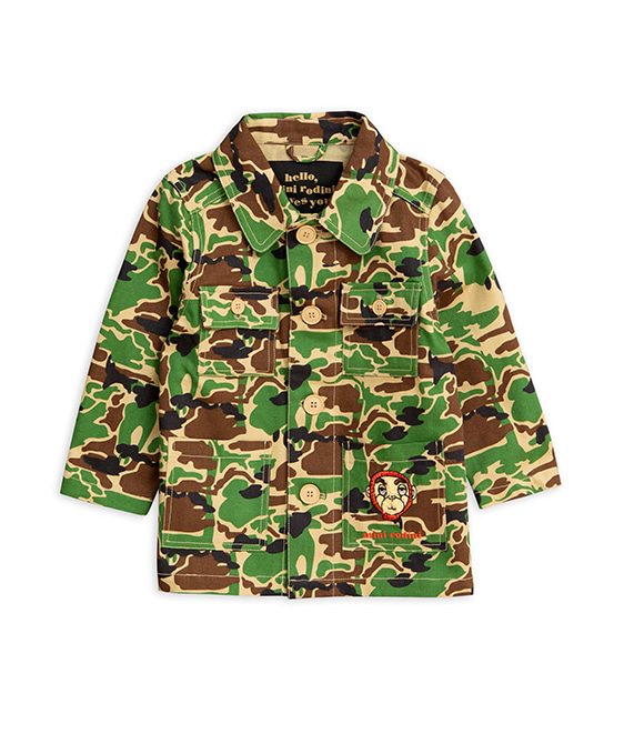 Safari Jacket - Green ★ONLY 6Y★