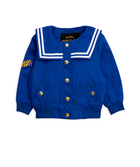 Sailor Jacket - Blue
