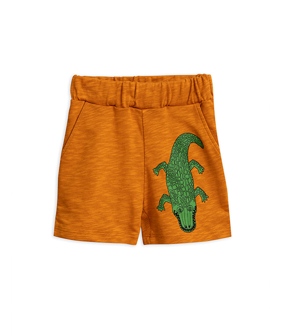 Crocco Sp Shorts - Brown