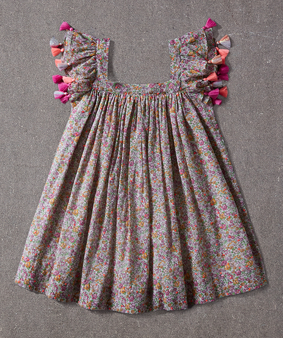Chloe Dress - Spring Bouquet