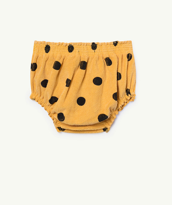 Toads Babies Culotte - Yellow Polka Dots ★ONLY 12M★